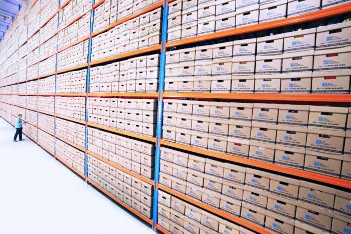 records management process