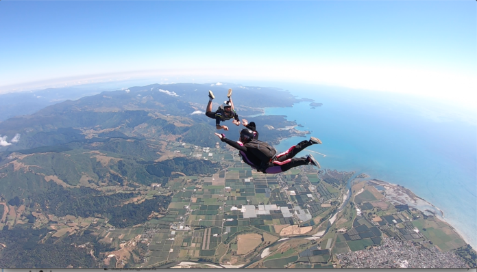 lear to skydive